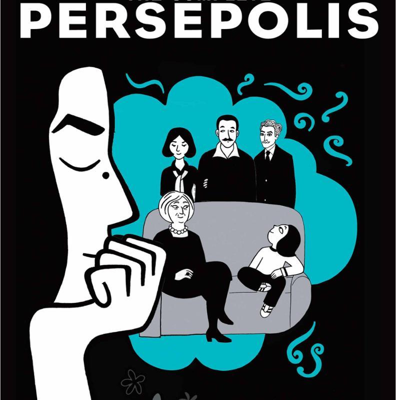 Persepolis Novel Playlist Marjane Satrapi Bulb