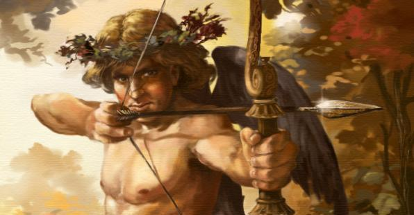 Greek God Research: Eros (Cupid) | bulb