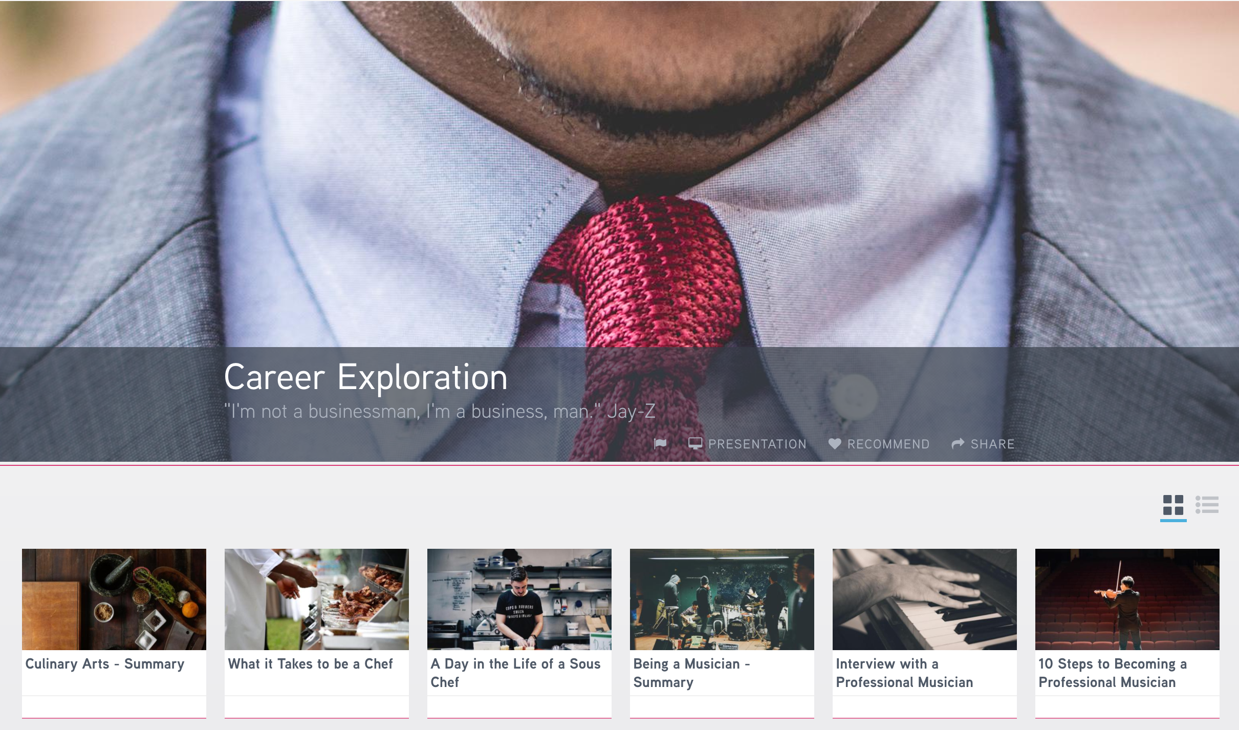 Digital Portfolios for Career and Technical Education | bulb