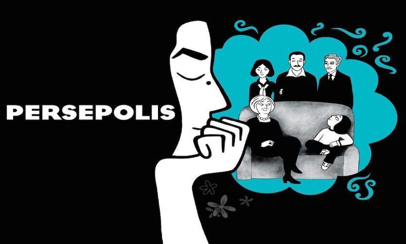 Persepolis Self Perception Bulb
